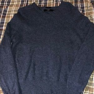 J. Crew 100% Lambswool Sweater